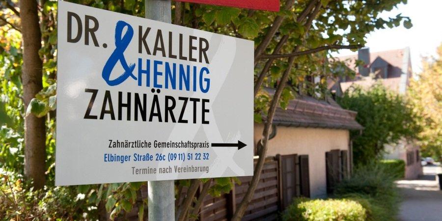 Nürnberger Zahnarzt Praxis gut erreichbar